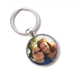 Schlüsselanhänger mit eigenem Bild