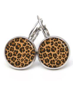 Ohrhänger Leopard