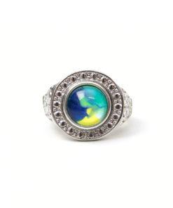 Druckknopf Ring für 10mm Druckknöpfe