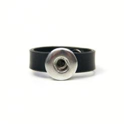 Verstellbarer Druckknopf Ring für 10mm Druckknopf aus Silikon