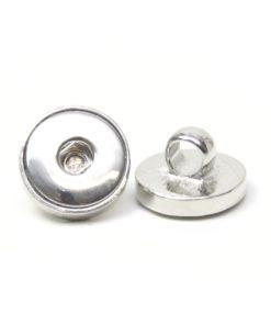Knopf zum annähen für Druckknopf Schmuck