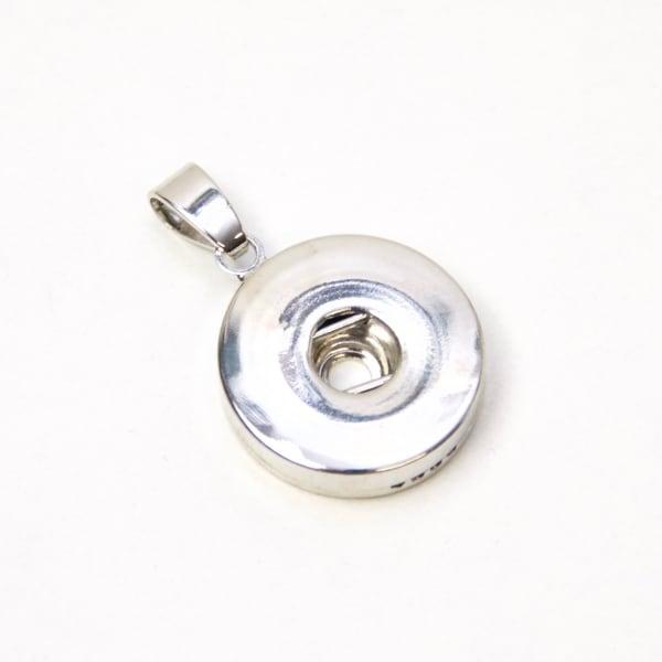 Klassischer Druckknopf Anhänger für 16mm Druckknopf