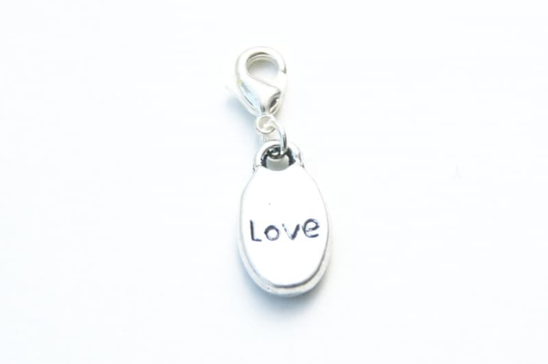 Charm Anhänger Taschenanhänger Love