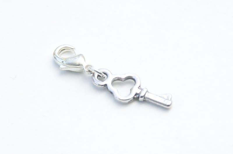 Charm Anhänger Taschenanhänger Schlüssel