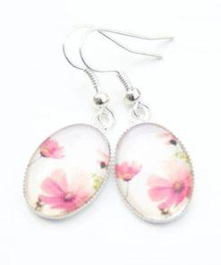 Sommerliche Blumen Ohrhänger
